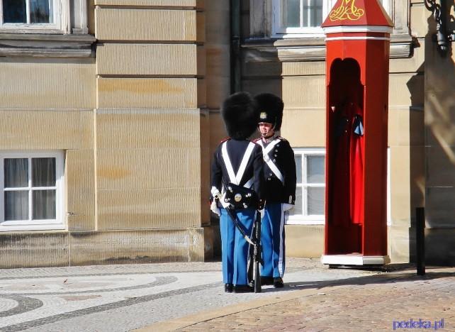 Zwiedzanie Kopenhagi