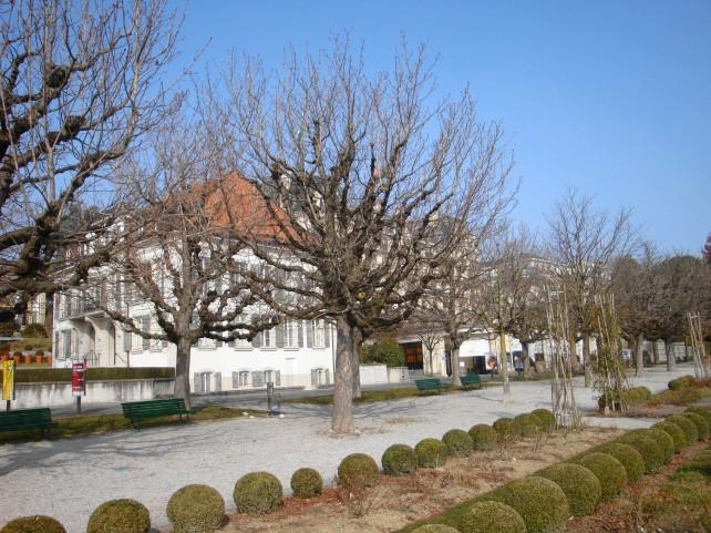 Zwiedzanie Lozanny