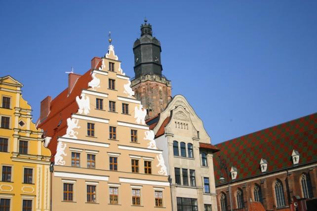Zwiedzanie Wrocławia Hala Stulecia i kościoły