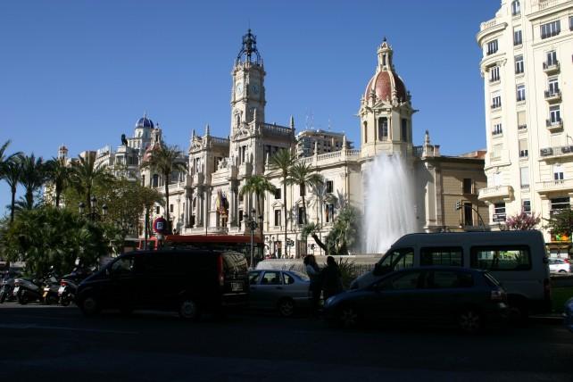 Walencja co można zobaczyć w centrum miasta