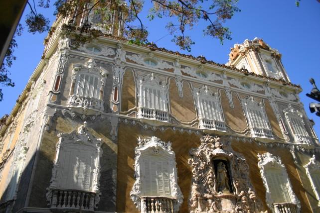 Walencja Pałac markiza de Dos Aguas