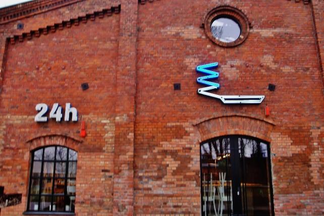 Warszawa Praga muzeum neonów