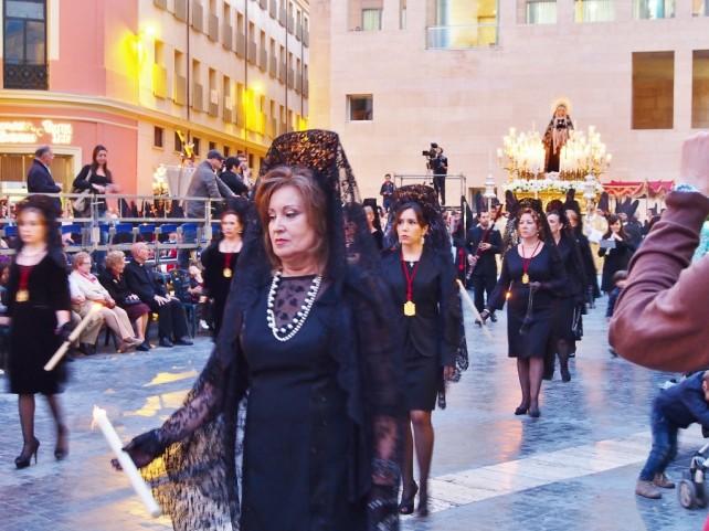 Wielki Tydzień w Murcji