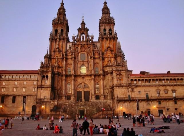 Santiago de Compostela, katedra