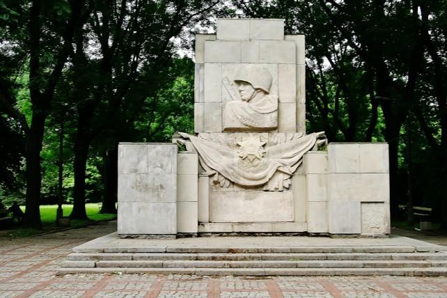 Warszawa Park Skaryszewski