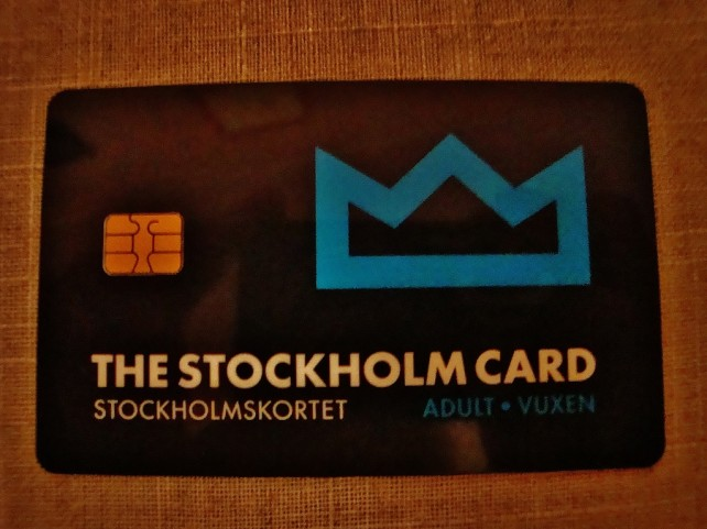 Jak podróżować z głową cz.2 Kartka Sztokholm