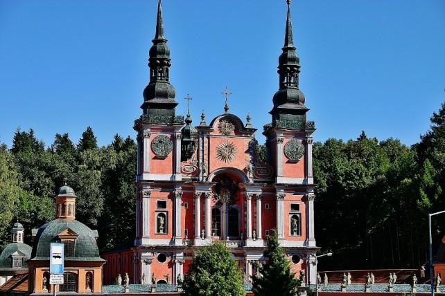 Kościół w Świętej Lipce