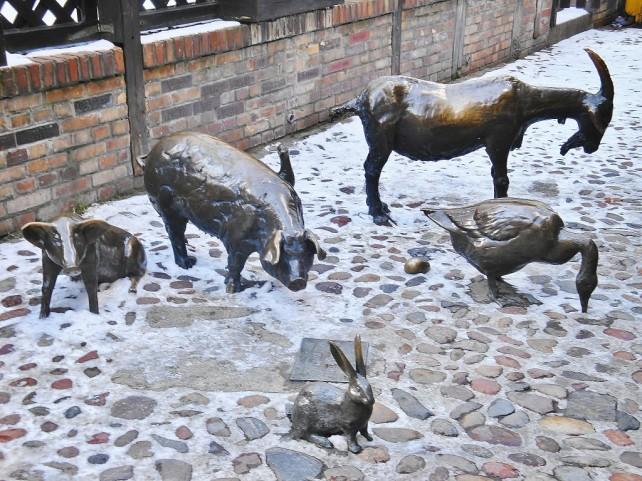 Pomnik zwierząt