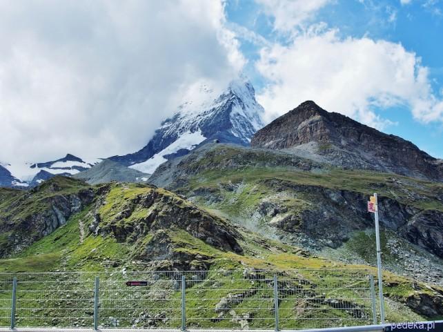 Mały Matterhorn Zermatt
