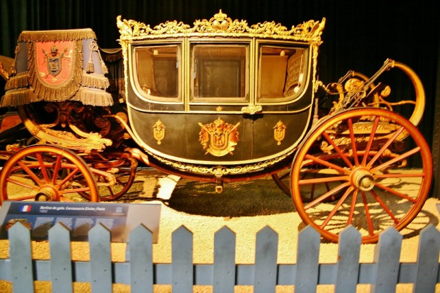Bruksela Muzeum Starych Samochodów