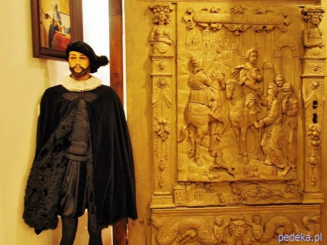 W muzeum w Ratuszu