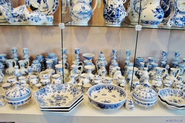 Zwiedzanie Delft
