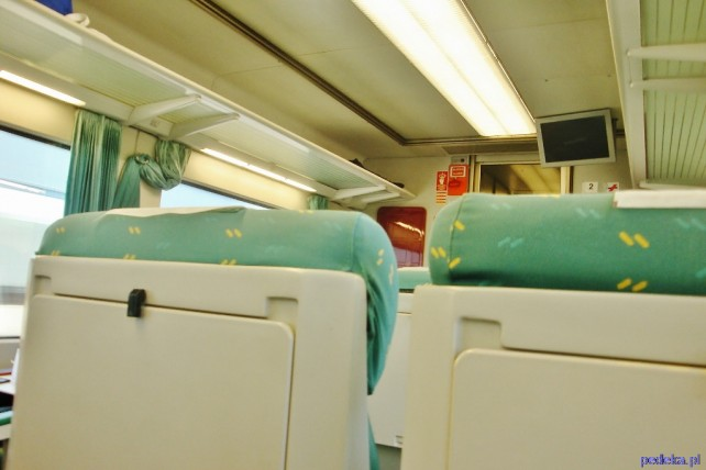Hiszpania, pociąg AVE