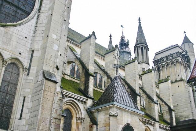 Zwiedzanie Dijon