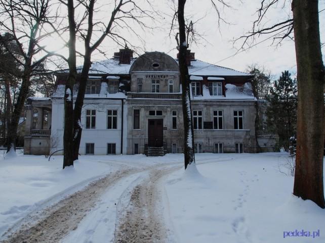 Wille Konstancina cz.2 willa Ukrainka