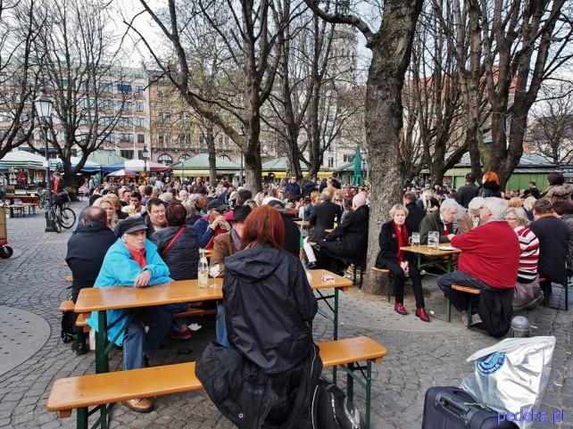 weekend w Monachium