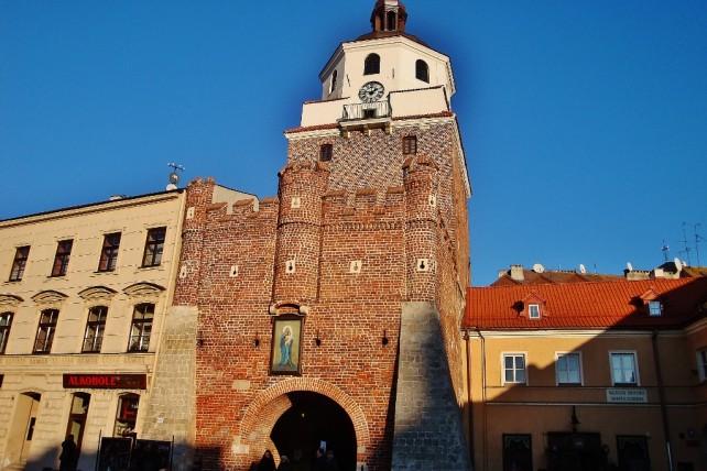 Brama Krakowska