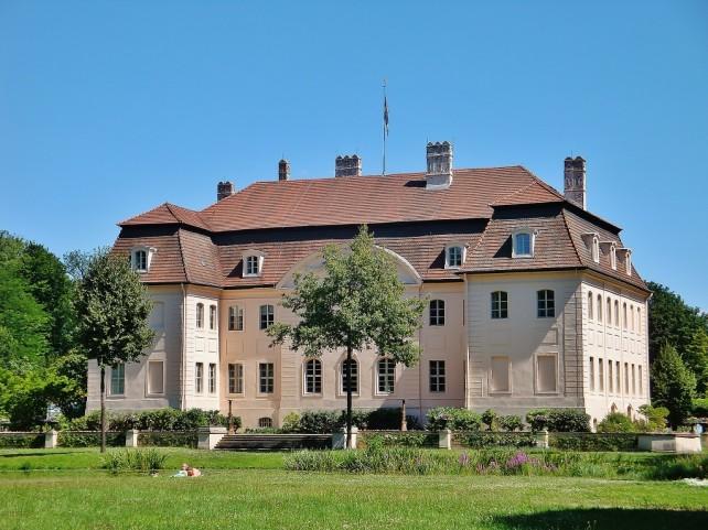 Pałac w Branitz