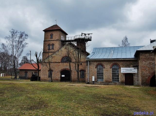 Dawna huta w Chlewiskach