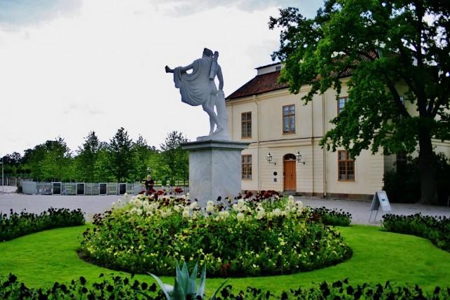 Pałac Królewski Drottingholm