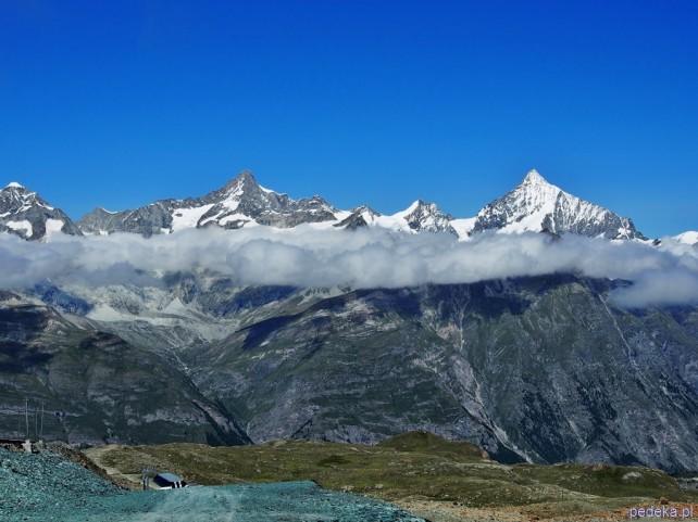 Zermatt szlak z Gornergrat