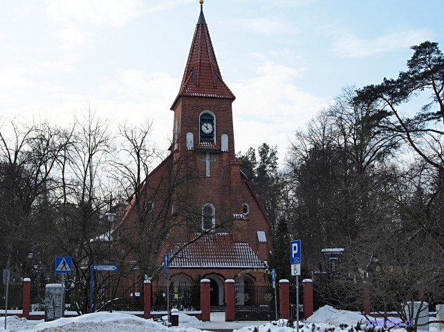 Wille Konstancina cz.2 Kościół Wniebowzięcia NMP