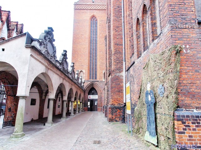 Zwiedzanie Torunia wizyta w mieście pierników