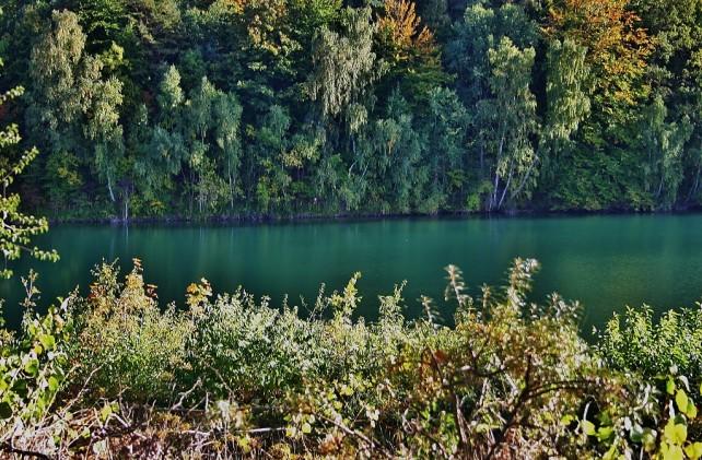 Jeziorko Turkusowe