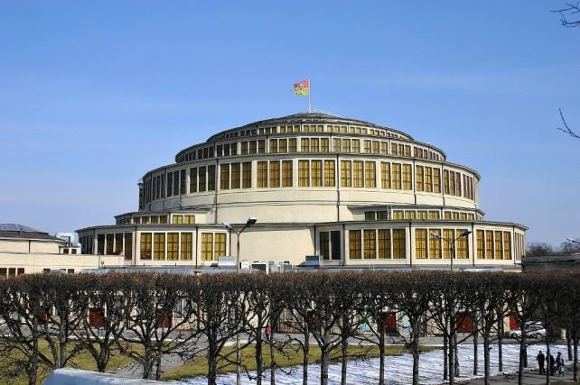 Zwiedzanie Wrocławia Hala Stulecia, kościoły