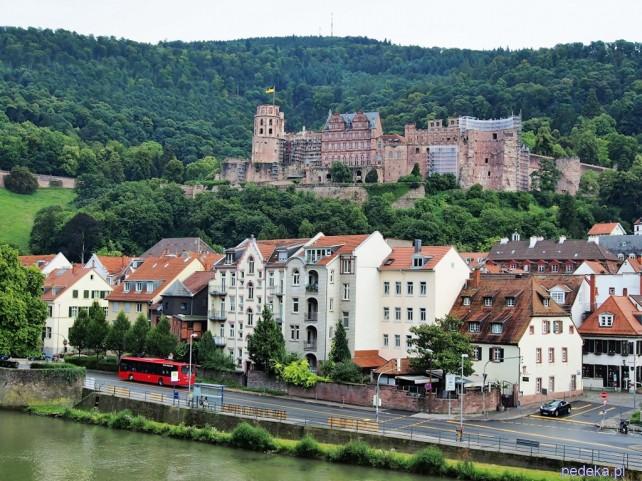 Zwiedzanie Heidelbergu