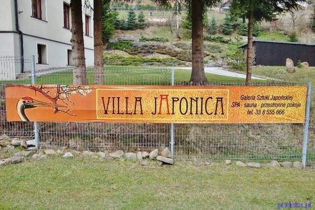 Villa Japonica, Wisła