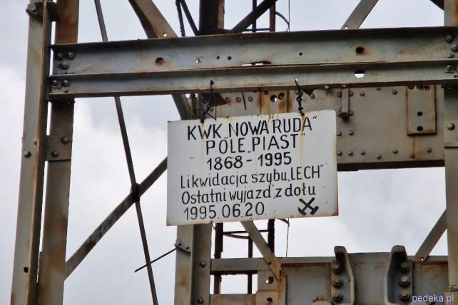 kopalnia w Nowej Rudzie