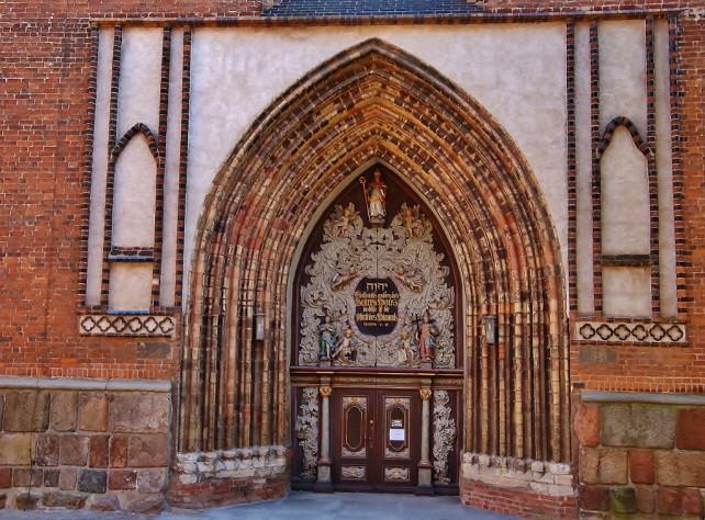 Zwiedzanie Stralsundu