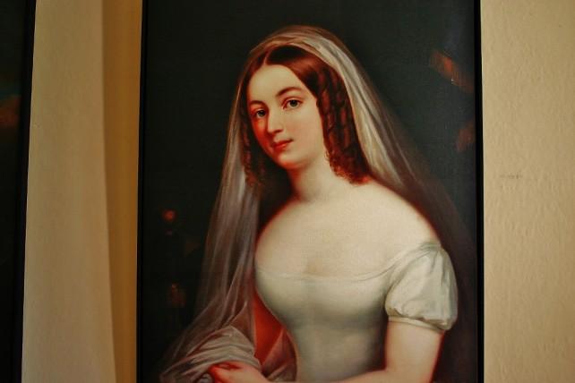 Portret żony Lucy