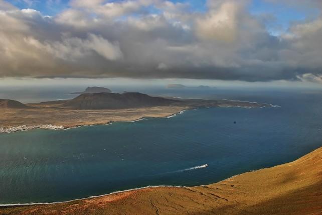 Lanzarote wyspa Cesara Marinque