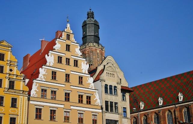 Jeden dzień we Wrocławiu