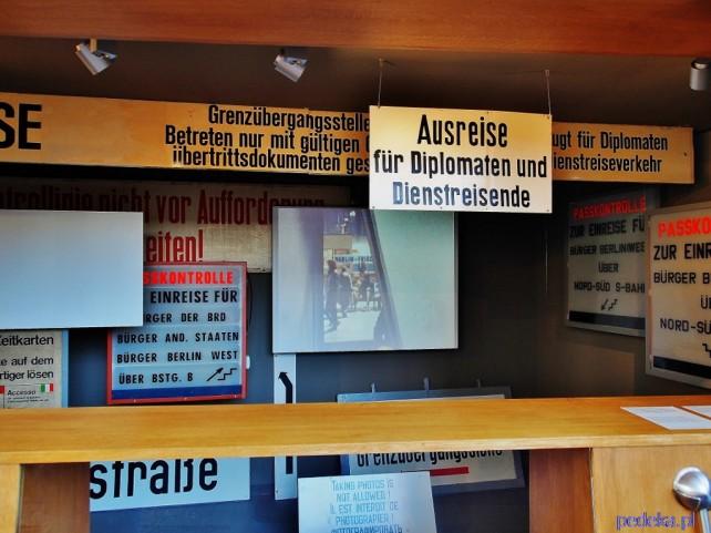Zwiedzanie Berlina oczami Małgosi