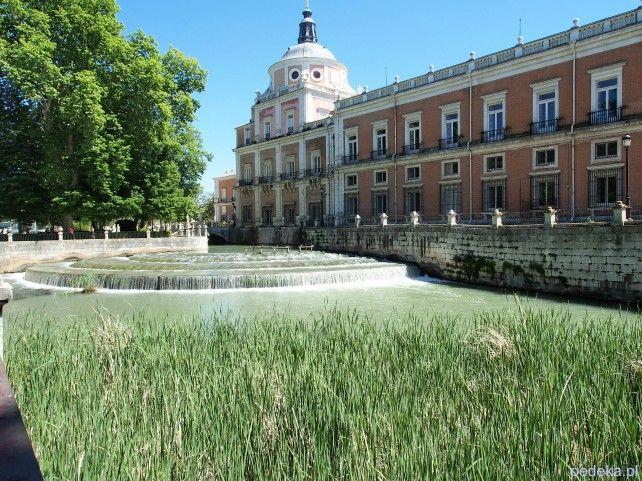 zwiedzanie Aranjuez