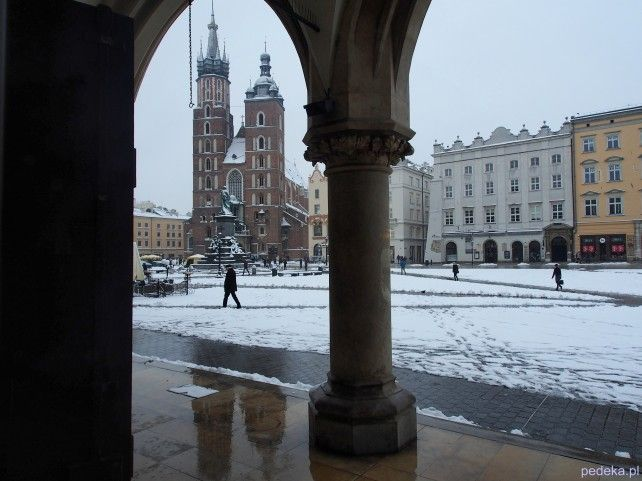 mieszczański Kraków