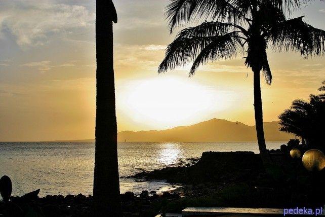 Gdzie pojechać w listopadzie?  Lanzarote