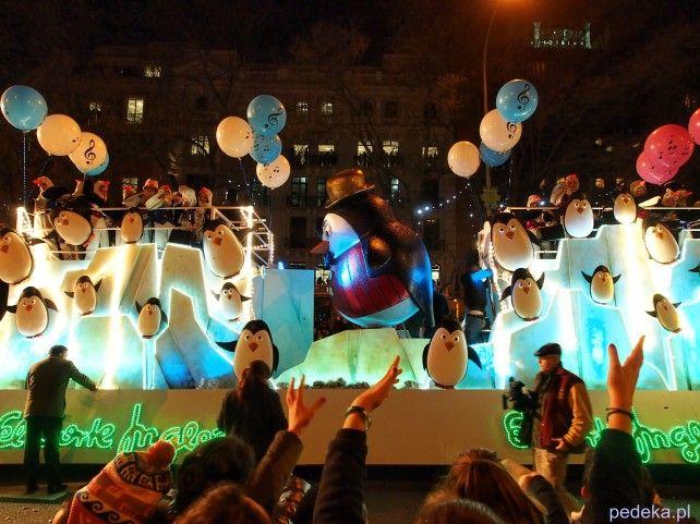 Święto Trzech Króli w Madrycie