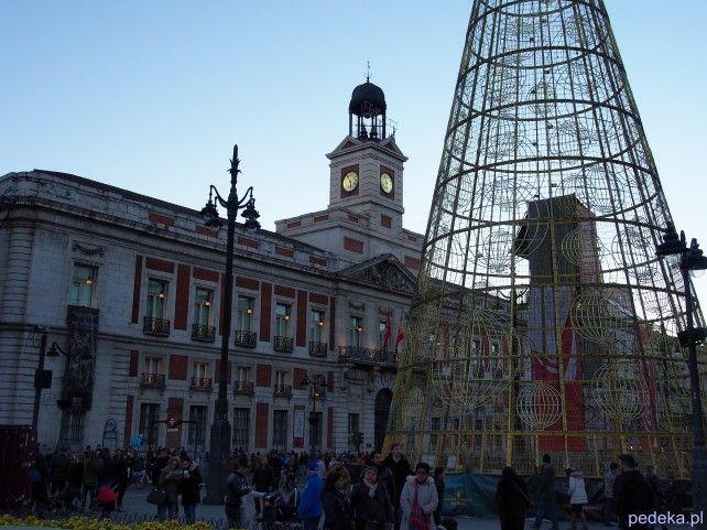 Madryt Gdzie pojechać w grudniu