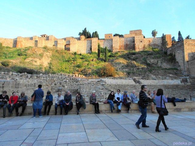 Zwiedzanie Malagi