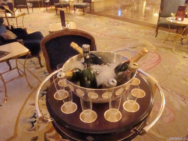 hotel Ritz w Madrycie