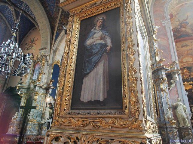Sandomierz katedra