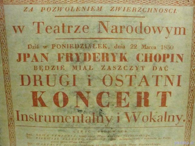 Muzeum Chopina w Warszawie
