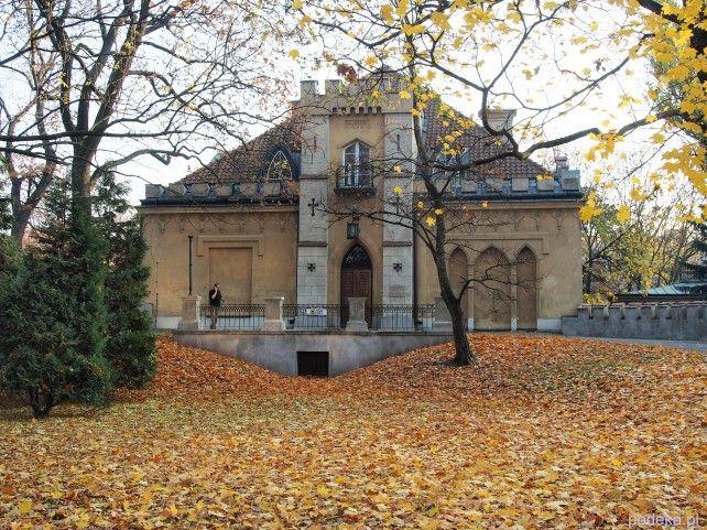 Warszawa Park Morskie Oko