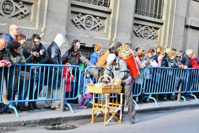 Wielki Piątek w Madrycie