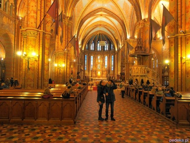 Budapeszt, Zwiedzanie Budy