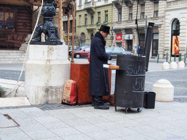 wrażenia z Budapesztu